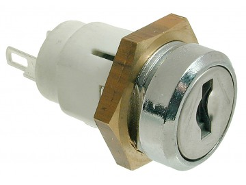 Mini Inline Key Switch unipolaire (Low Voltage) 2916